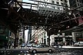 """Chicago (ILL) Downtown, S. Wabash Ave E Jackson St. ( ROAD 66 ) """" under the loop """" (4824354424).jpg"""