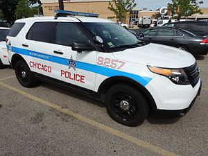 Chicago Police Department - Chicago Police Department Ford Interceptor Utility