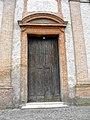 Chiesa dell'Assunzione di Maria Santissima, portale (Guarda Ferrarese, Riva del Po) 01.jpg