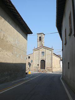 Izano Comune in Lombardy, Italy
