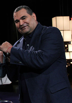 José Luis Chilavert - Chilavert in 2014, during an interview aired by La TV Pública of Argentina.