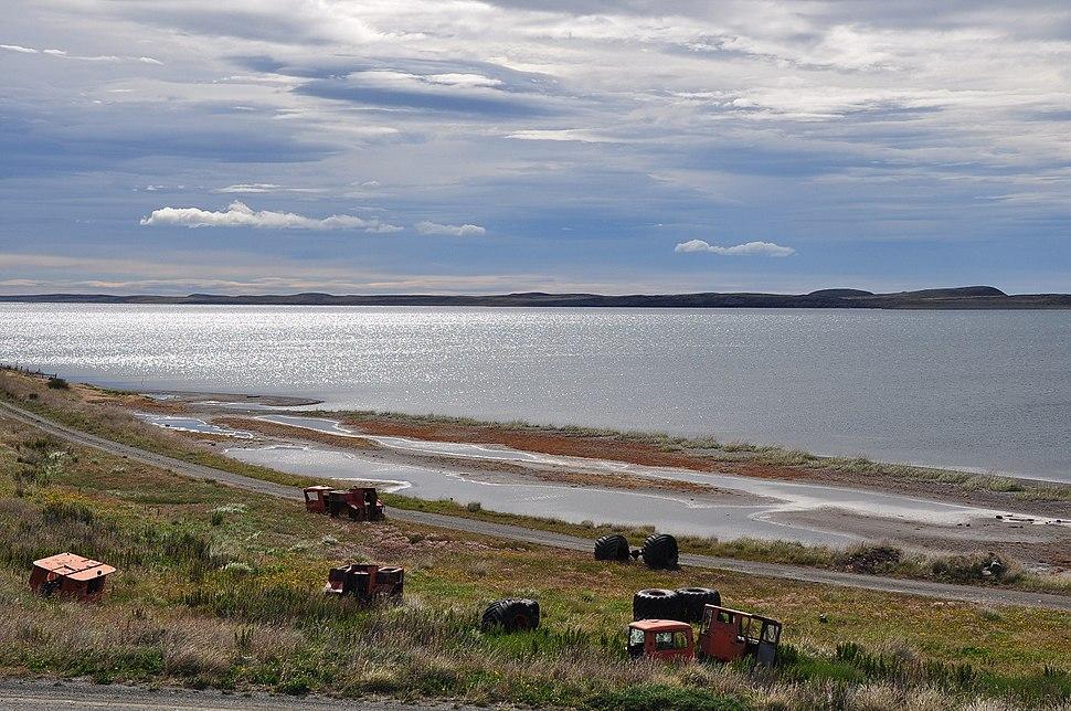 Chile (2), Patagonia, Laguna Cabeza de Mar