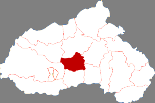 Renze District District in Hebei, Peoples Republic of China