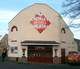 Een theater in Chorley