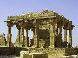 Chowkandi Tombs-17