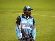 Chris Gayle en 2005.