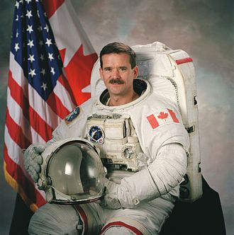1959 in Canada - Chris Hadfield