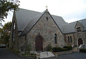Christ Church (Quincy, Massachusetts)