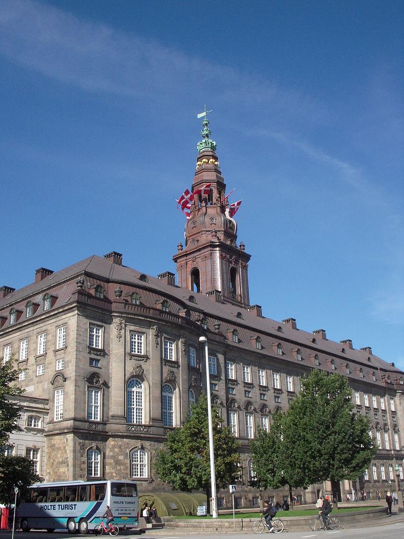 Christiansborg flags 02.JPG