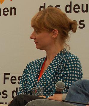 Christina Große - Christina Große in 2012