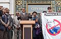 Christopher Muhammad at San Francisco March 2016 protest against police violence - 2.jpg