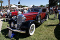 Chrysler Imperial 1933 Dual Cowl Phaeton LSideFront Lake Mirror Cassic 16Oct2010 (14897141893).jpg
