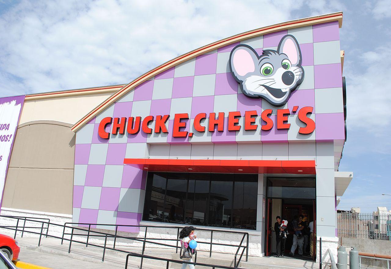 Chuck E Cheese Staten Island Bumper Cars