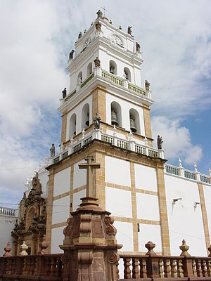 Sucre Cathedral - The Metropolitan Cathedral