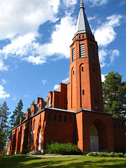 Church of Saari