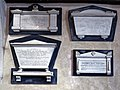 Church of St Andrew's, Boreham, Essex - Haselfoot family memorials.jpg