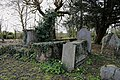 Church of St Margaret of Antioch, Margaret Roding Essex England - churchyard southeast 2.jpg
