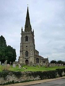 Church of St Nicholas, Islip - geograph.org.uk - 143805.jpg