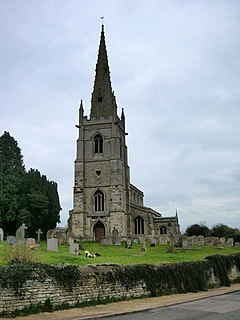 Church of St Nicholas, Islip - geograph.org.uk - 143805.jpg