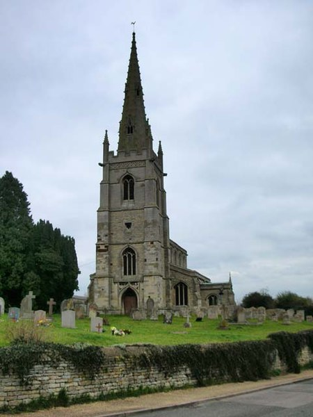 File:Church of St Nicholas, Islip - geograph.org.uk - 143805.jpg