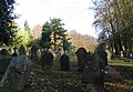 Churchyard, Abbey Fields - geograph.org.uk - 603992.jpg