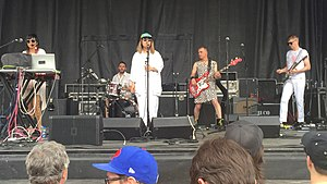 Cibo Matto - Cibo Matto and friends Solid Sound Festival, 2015