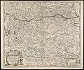 Circuli Austriaci pars septentrionalis in qua Archiducatus Austriae et Ducatus Stiriae accuratissime divisi ostenduntur (8341972327).jpg
