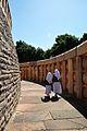 Circumambulatory Passageway - Stupa 1 - Sanchi Hill 2013-02-21 4340.JPG