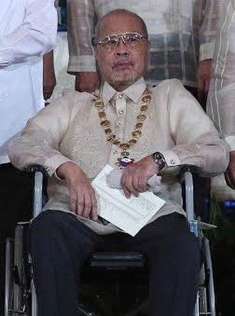 Cirilo Bautista - Bautista in 2016