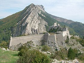 Image illustrative de l'article Citadelle de Sisteron