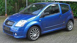 Citroën C2 VTR front.jpg