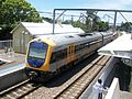 CityRail Hunter Railcar at Hamilton Station.JPG