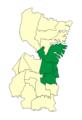 Ciudades participantes de la Liga Deportiva Paranaense 1964 1980.png