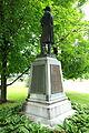 Civil War Monument - Newfane, Vermont - DSC08425.JPG