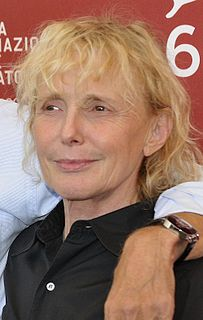 Claire Denis French film director