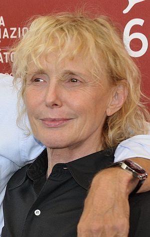 2010 Cannes Film Festival - Claire Denis, President of the 2010 Un Certain Regard Jury