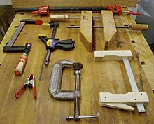 Clamp (tool) - Wikipedia