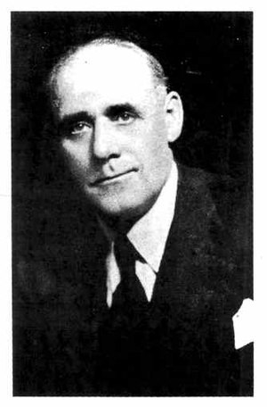 Clarence Gillis - Cape Breton South MP, in 1940. Source: Library and Archives Canada