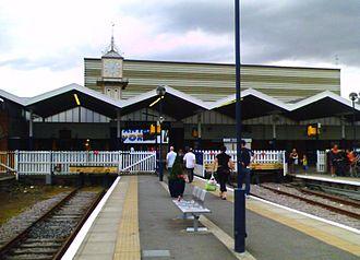 Cleethorpes - Cleethorpes railway station