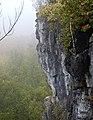 Cliff face in Duncan Escarpment.jpg