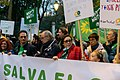 Climate emergency - Climate march in Madrid (49186557561).jpg