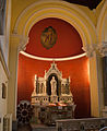 Clonmel SS. Peter and Paul's Church West Aisle Altar 2012 09 07.jpg