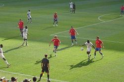 Closeup Czech Republic versus Ghana at 2006 World Cup.jpg