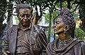 Closeup of Frida Kahlo and Diego Rivera Sculpture.jpg