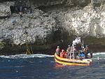 Coast Guard rescues 8 Cuban migrants stranded on Monito Island, Puerto Rico 150311-G-ZZ999-002.jpg