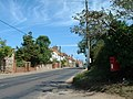 Coast road at Brancaster Staithe, north Norfolk. - geograph.org.uk - 215566.jpg