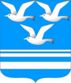 Coat of Arms of Chistoozerny rayon (Novosibirskaya oblast).png