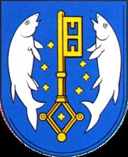 Coat of arms de-be koepenick 1987