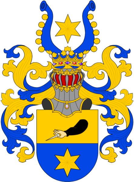 Bestand:Coat of arms of von Siebold.png