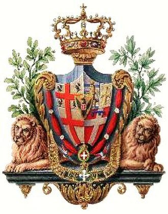 Savoyard state - Image: Coats of arms of Savoy House